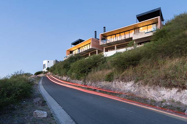 House MG by Cabanillas Gonzalo