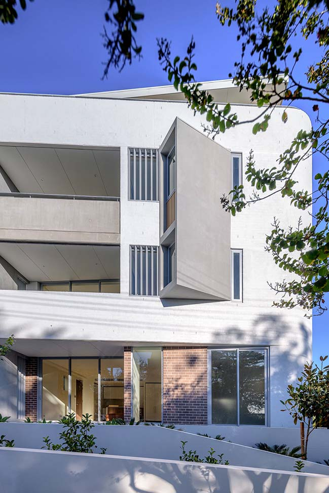 Cremorne Apartments in Sydney by MASQ architecture