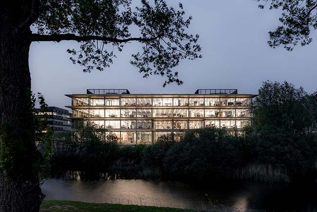 The New ASICS EMEA HQ by Powerhouse Company