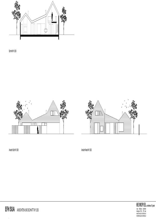 EFH SUA by HEIMSPIEL architektur