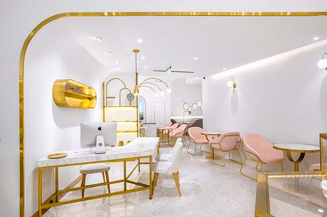 Nest Drink & Dessert Store of Dr. Bravura Bird by Towodesign