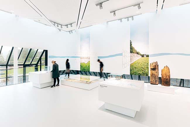 ATELIER BRÜCKNER redesigns The Limes Museum in Aalen