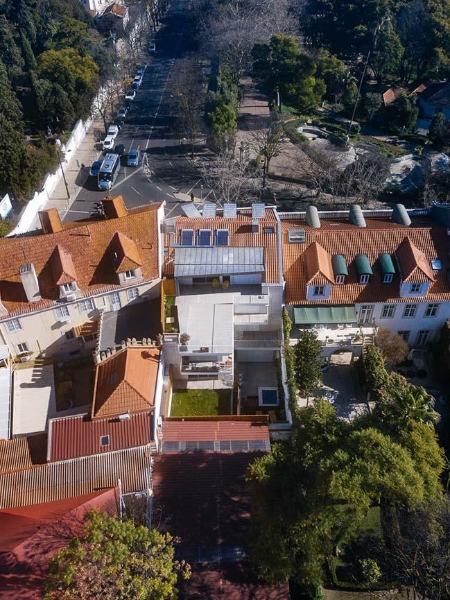 Estrela 53 Building by Metro Urbe