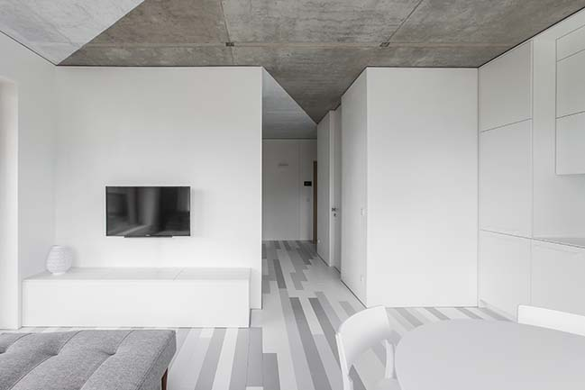 The White Triangles by YCL studio