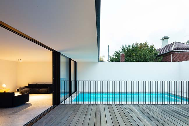 Project Albert Park extension by Modscape