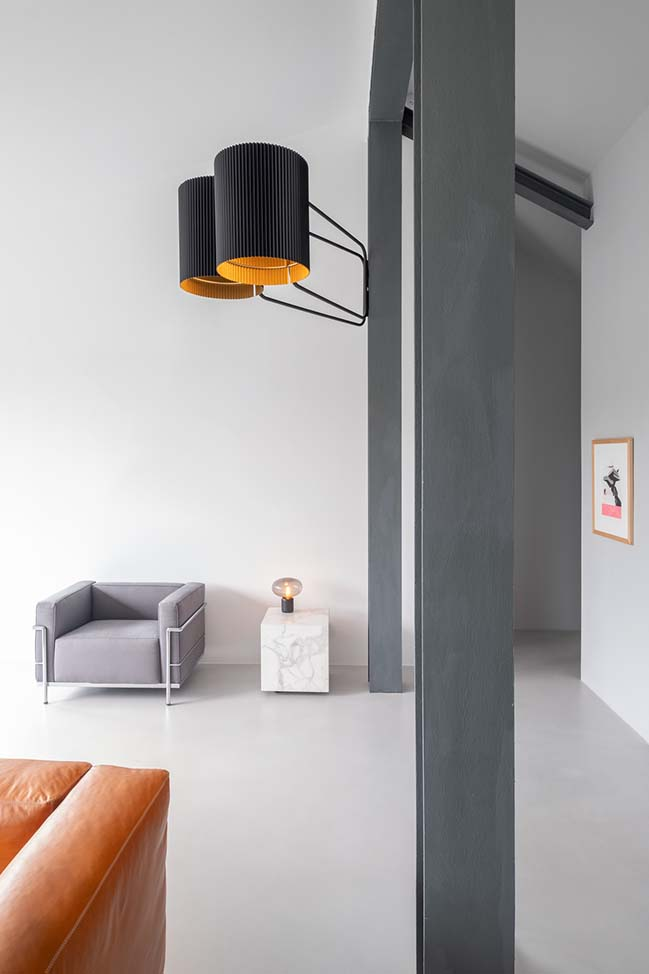 Apartment HS06 by Batek Architekten