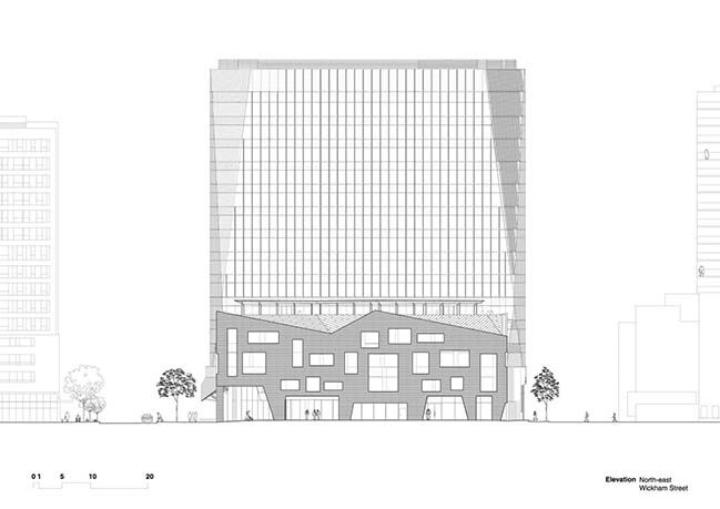 900 Ann St by John Wardle Architects