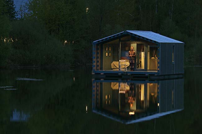 DD16: Modular compact house by BIO-architects