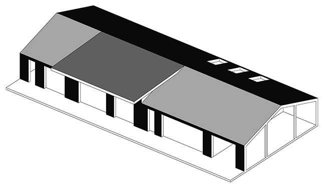 DublDom 110 by BIO-architects