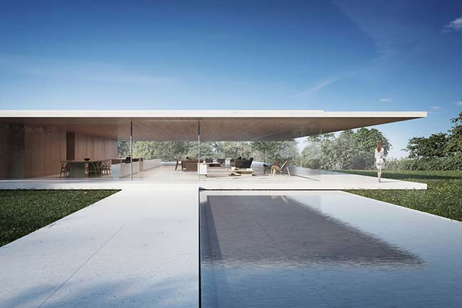 House in Sotogrande by Fran Silvestre Arquitectos