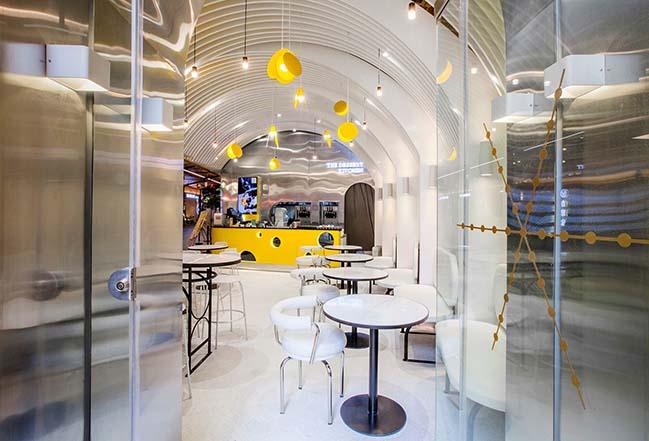 Dessert Kitchen by Towodesign