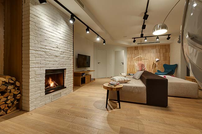 GG. Apartment in Kharkiv by Ki Design