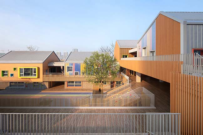 Chongqing Yorkville North Kindergarten by Init Design Office