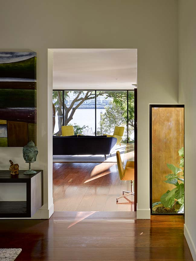 River Room / Pavilion for S and P House by Shane Thompson Architects