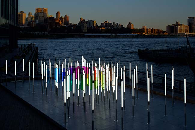 The Nautilus: an Interactive Public Artwork by SOFTlab