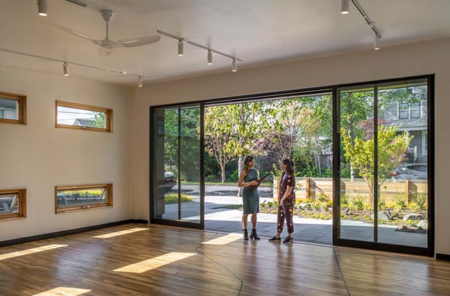 Portland Playhouse by SERA Architects