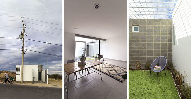 + Size House by Cubo Rojo Arquitectura
