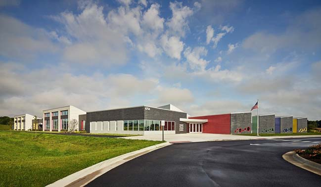 Rockford Public Schools K-5 Prototype School by CannonDesign