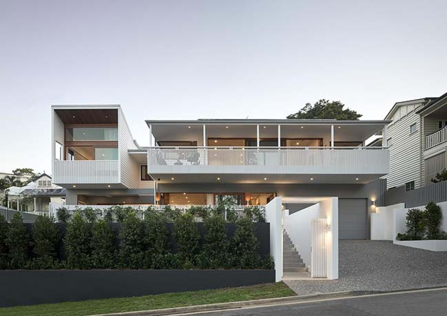 La Fleur by Joe Adsett Architects