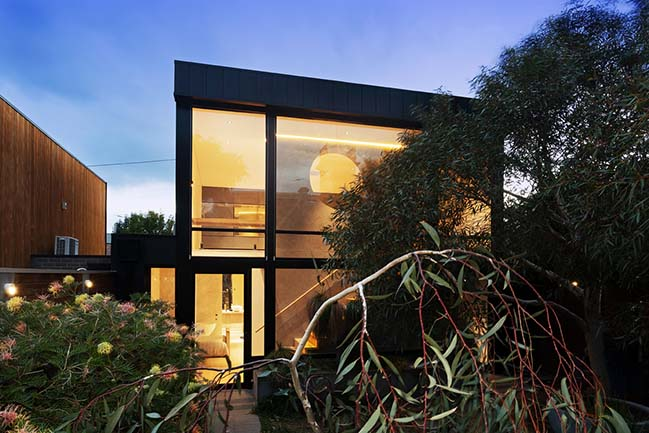 Canterbury Studio by McGann Architects