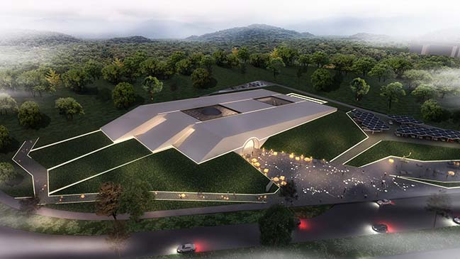Naci Topcuoglu Science Center by Studio Vertebra