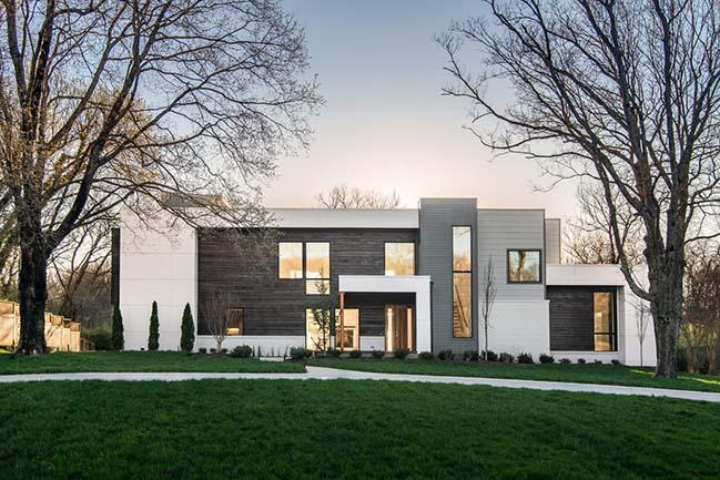 Oak Hill Modern #2 by rootARCH