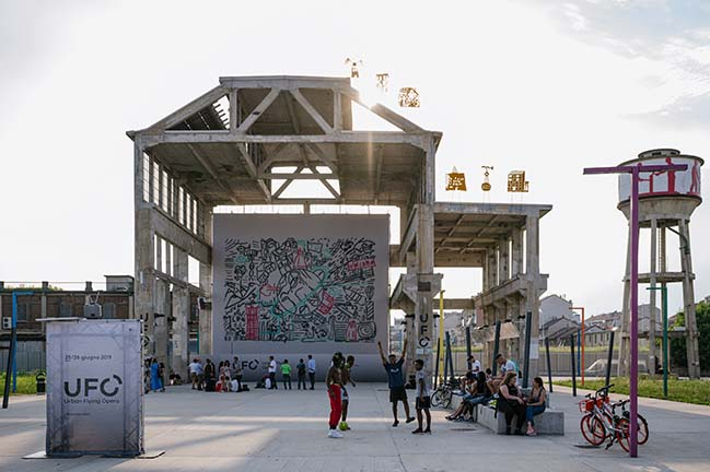 Carlo Ratti Associati unveils the world's first crowdsourced graffiti