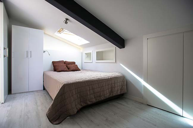 Attic Loft - Multifunctional Penthouse by Elips Design Architecture