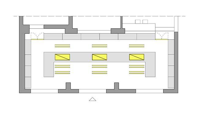 CR-Service by Puccio Collodoro Architetti