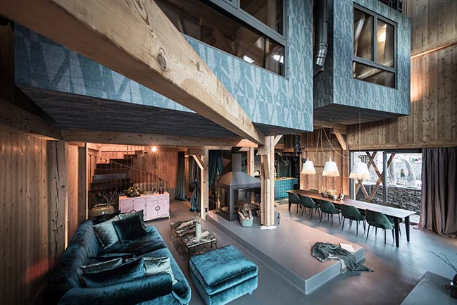 Messner House by noa*