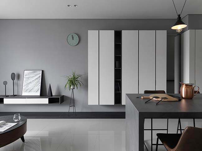 H.L. House by FLOAT design studio