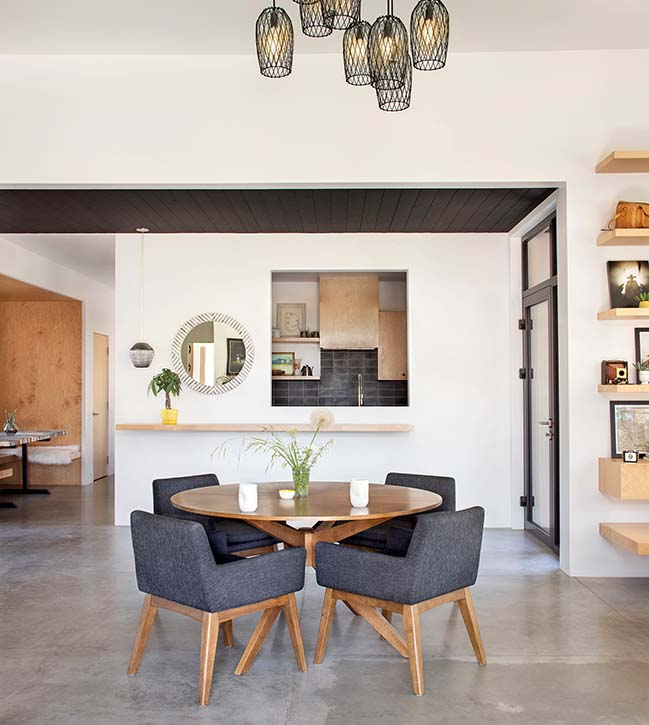 Railway Residence by CTA Architects Engineers