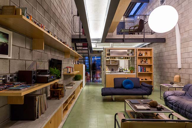 Havaí House by Grupo Garoa + Chico Barros