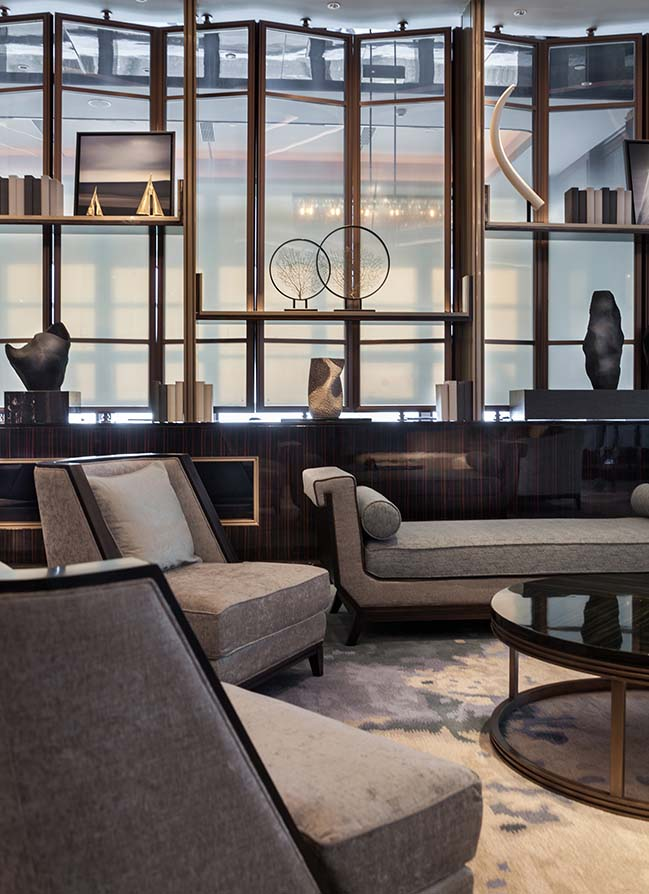 Intercontinental Hotel Zhuhai by CL3 Architects Limited
