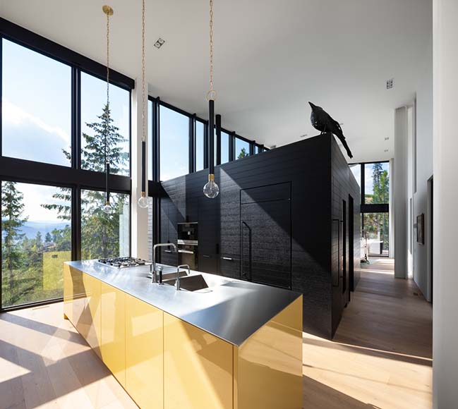House on the Bench by Sturgess Architecture
