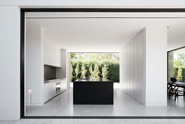 Red Hill House by Mathieson Architects
