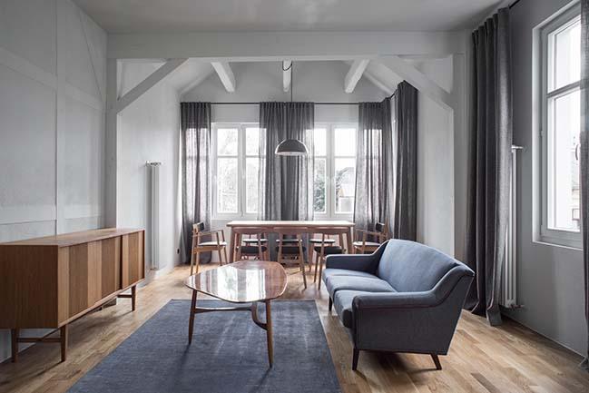 Holiday apartment in Międzyzdroje II by Loft Kolasiński
