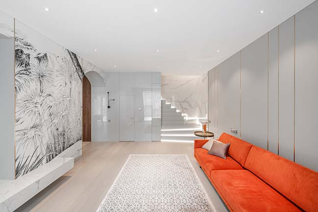 Transparent Interior by Righetto Studija