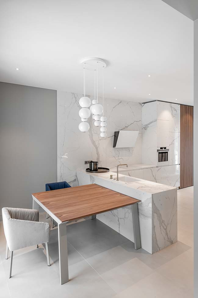 Transparent Interior by Righetto Studija