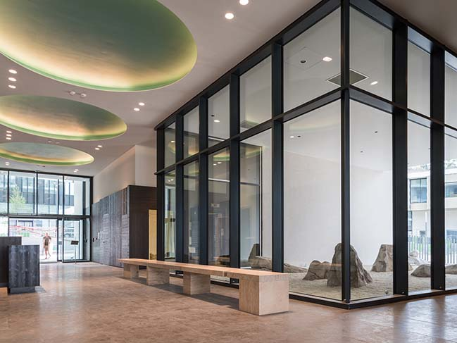 UNIC Residential by MAD Architects nears completion