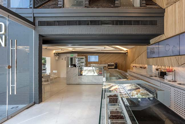 GOODSTEN by Hitzig Militello Arquitectos