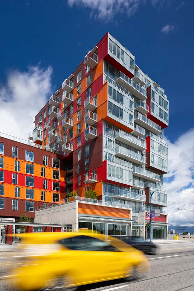 Strathcona Village by GBL Architects