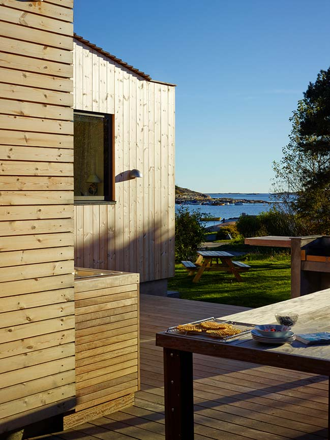 Cabin Oslo Fjord by Collective Works