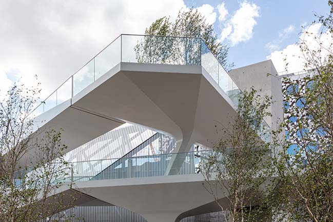 The Tide by Diller Scofidio + Renfro