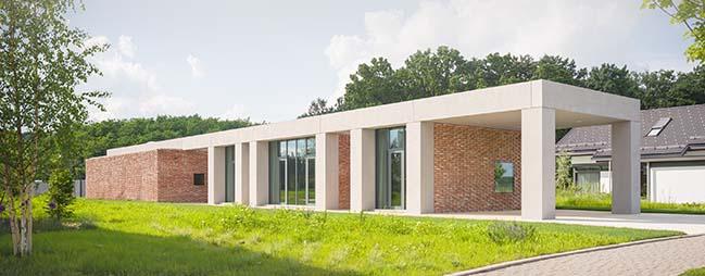 E+E House by Ene+Ene Arhitectura