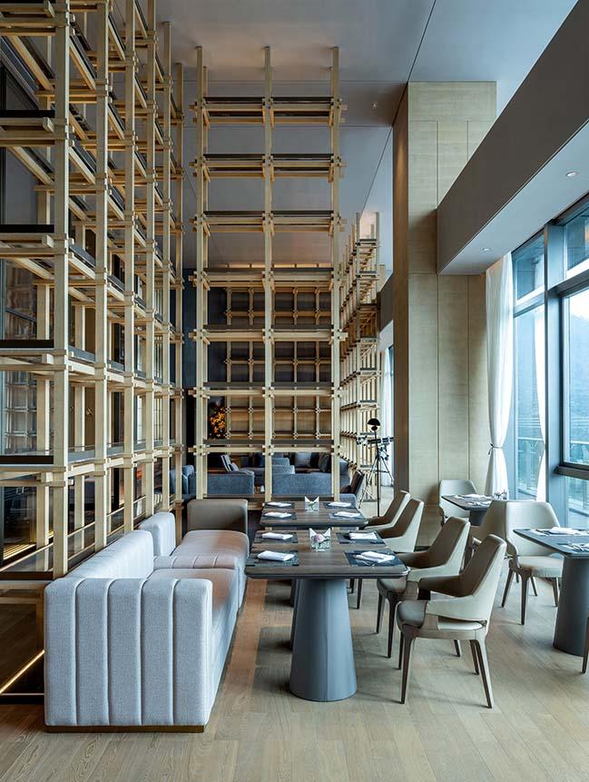 Sheraton Shenzhen Nanshan by CCD / Cheng Chung Design (HK)