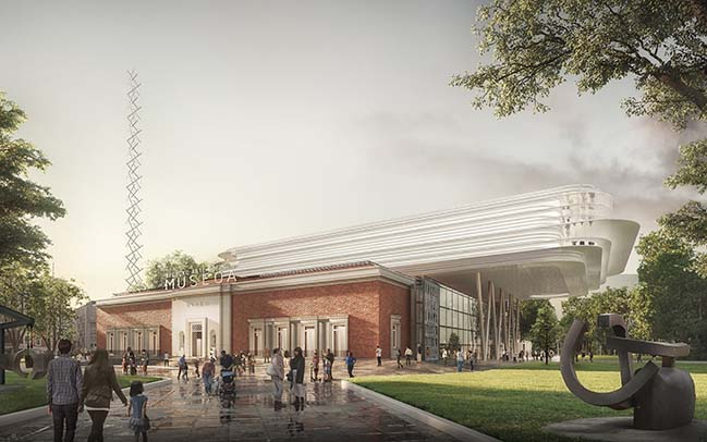 Foster + Partners wins international competition for Bilbao Fine Arts Museum