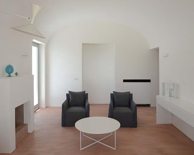 Masseria Pensato by Deda & Florio Architetti