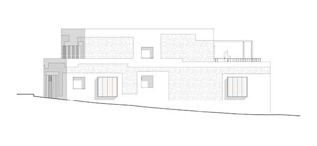 Stone House by Nomo Studio