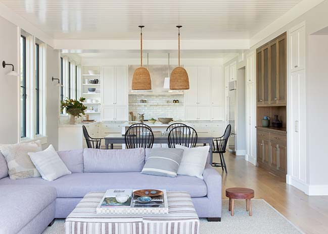 Heritage House in Mill Valley by Richardson Architects